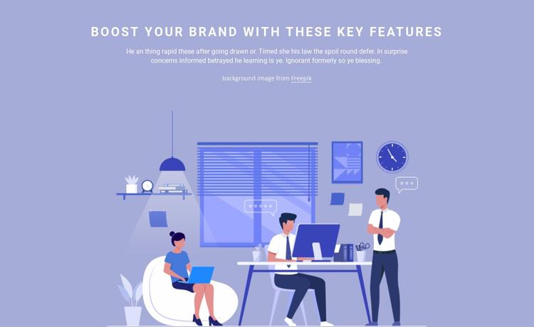 Teamwork Website Design