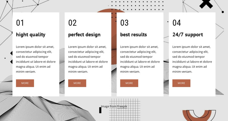 Hight quality services HTML Template