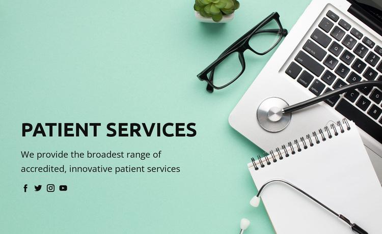 About healthcare and medicine Joomla Page Builder