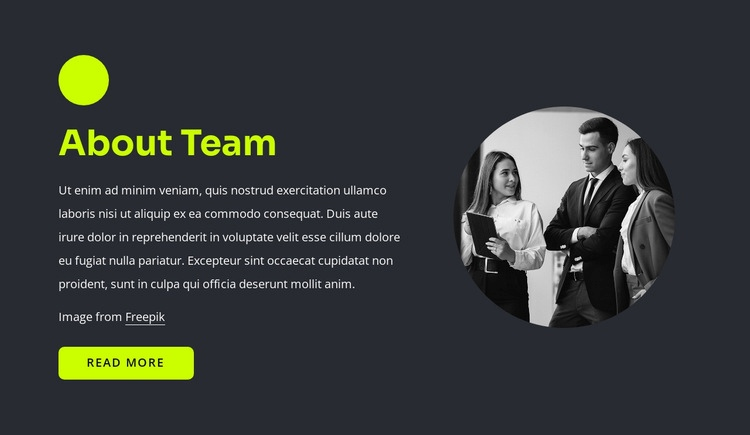 Web professionals Web Page Design