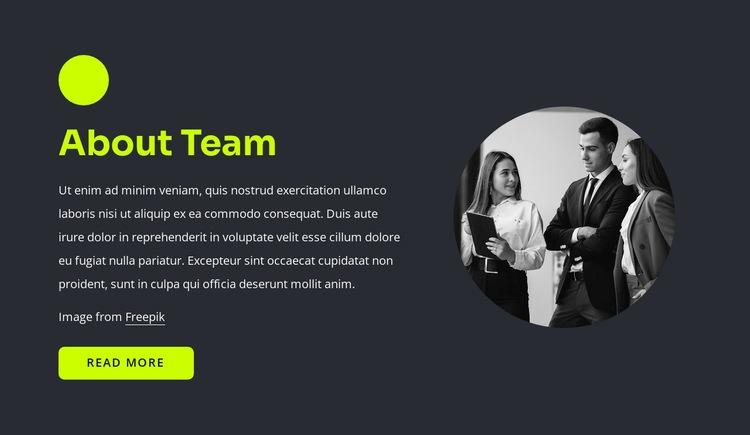 Web professionals Web Page Designer