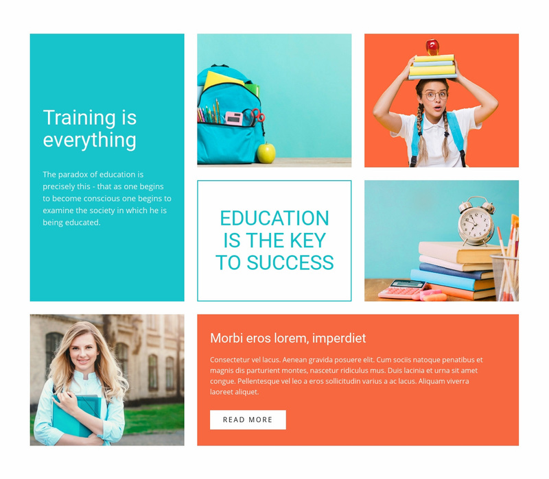 Engage your child in coding Website Creator