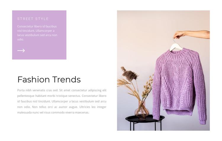 Purple is trending Website Builder Software