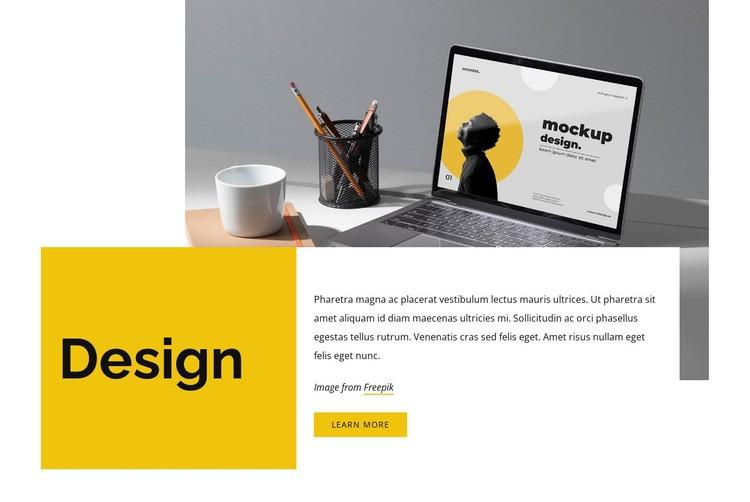 Design and stretchy Web Page Designer
