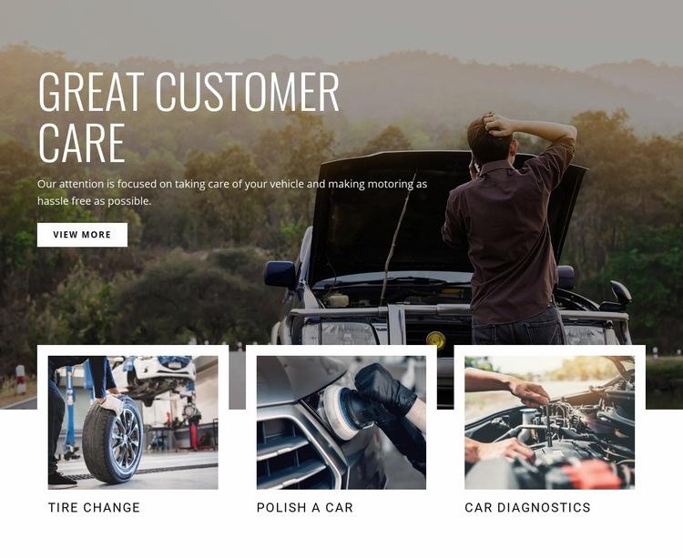 Great customer care Wysiwyg Editor Html