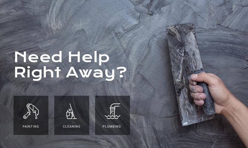 Home wall repair services Website Maker