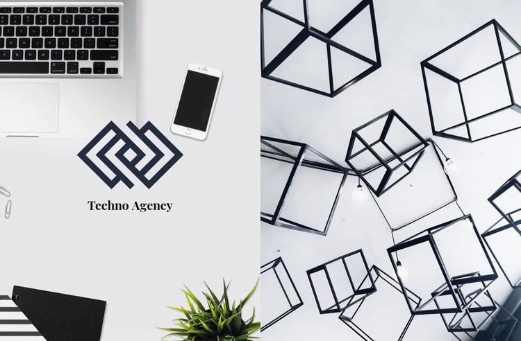 Techno Agency Static Site Generator
