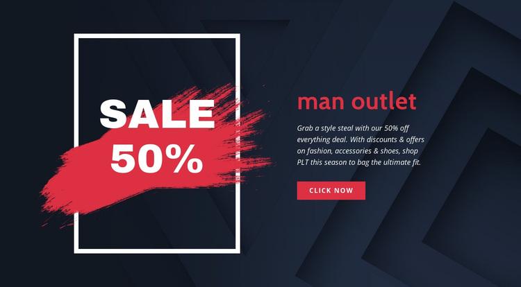 Black friday sale Joomla Page Builder