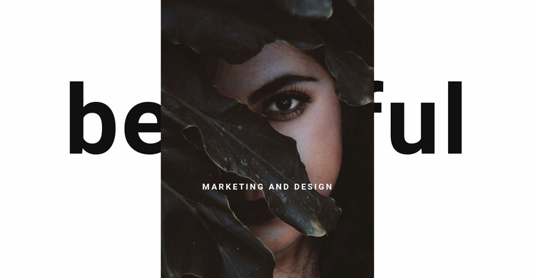 Beauty master Website Design
