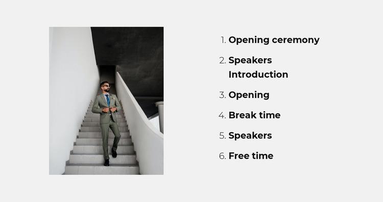Training program Web Page Designer