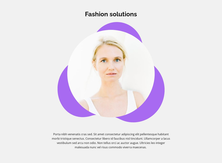 Experienced stylist tips Website Template