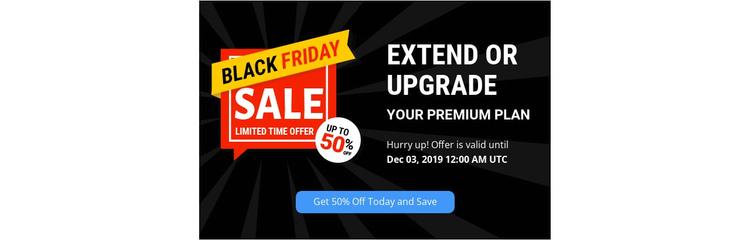 Limited time offer Website Builder Software