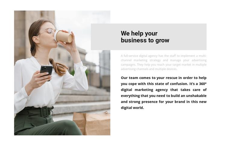 Personal assistant Website Builder Software