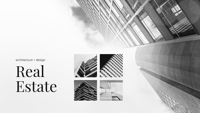 Sales and rentals Web Page Designer