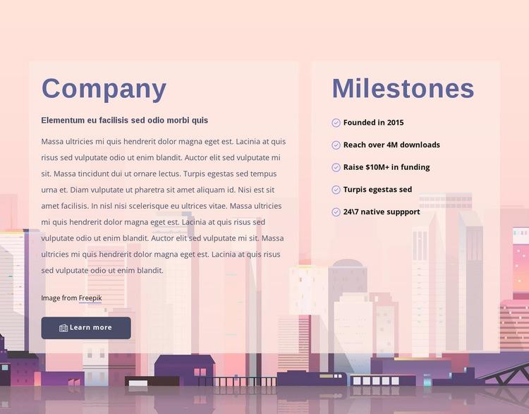 About development company Web Page Design