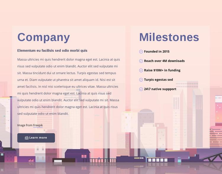 About development company Website Design
