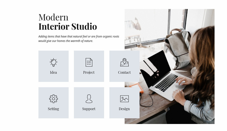 Renovations and remodeling Landing Page