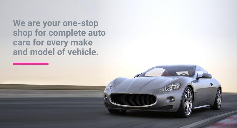 Car rental  Web Page Design