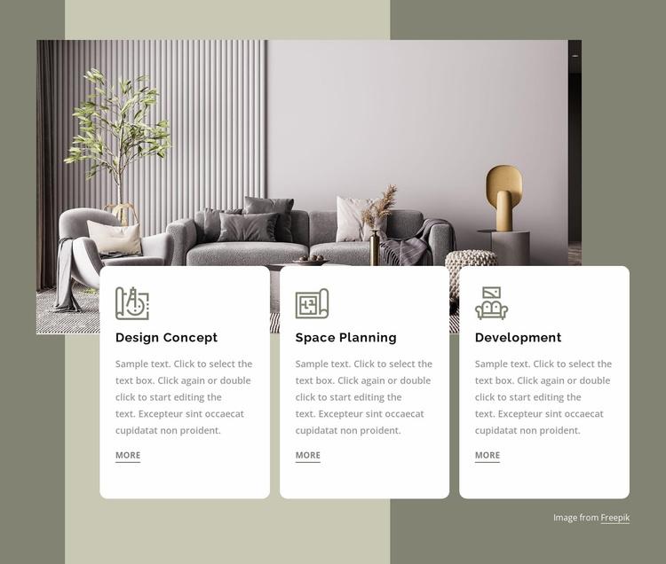 Prototyping methodology Website Template