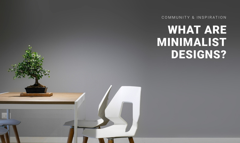 Simplicity wins over complexity Website Maker