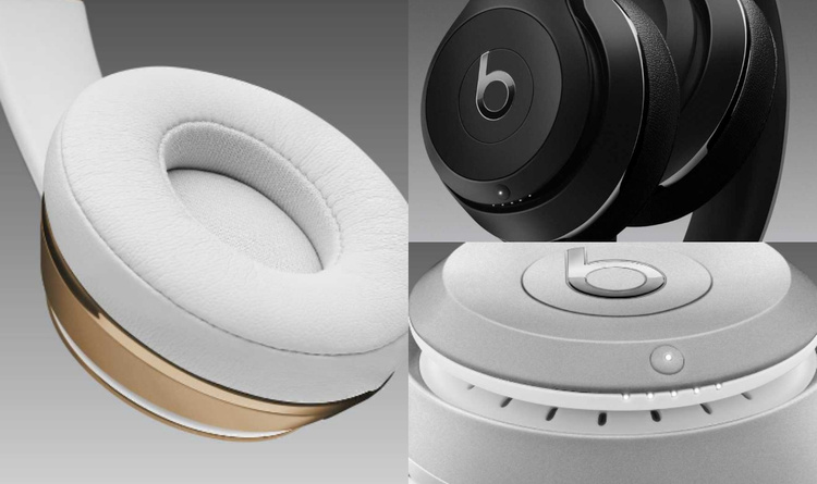 Find the perfect headphones Website Template