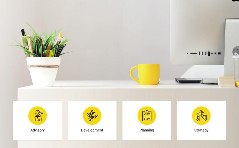 IT project management services Web Page Design