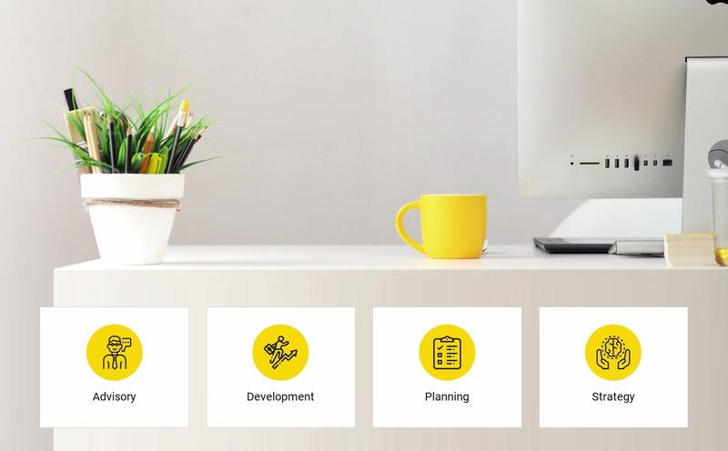 IT project management services Web Page Designer