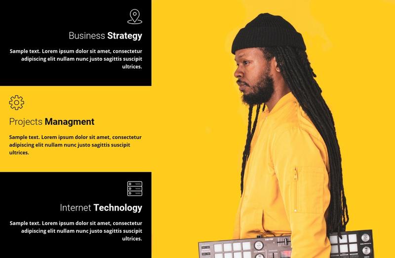Our work advantages Web Page Design