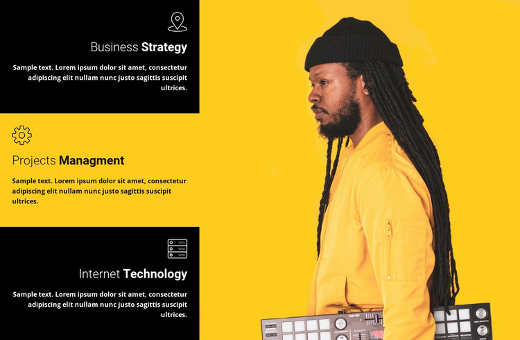 Our work advantages Website Design