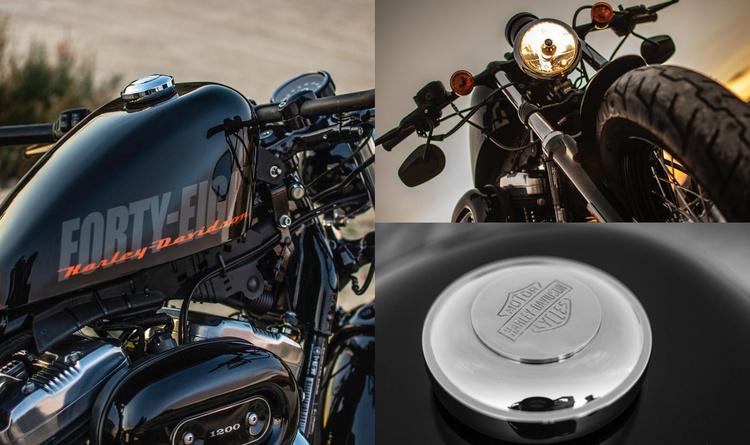 Motorcycle repair Website Template