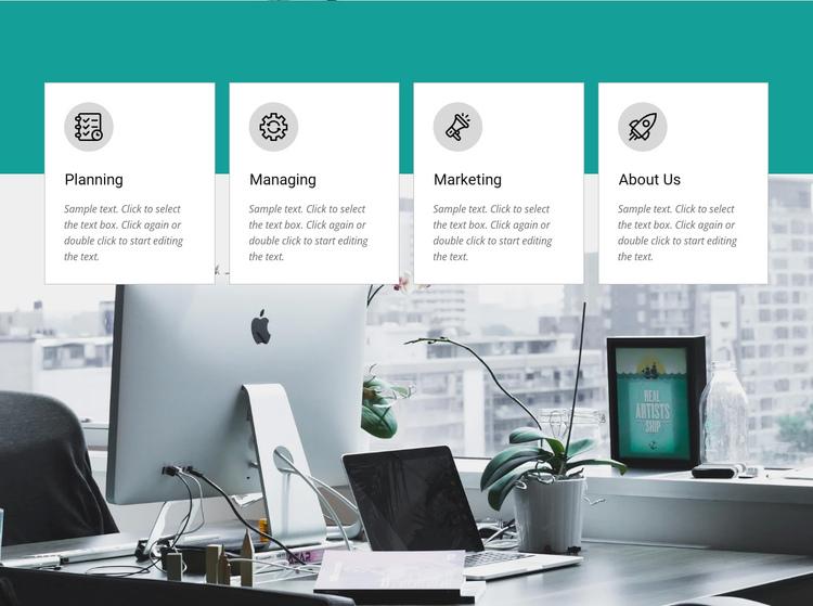 Smart financial choices Website Builder Software