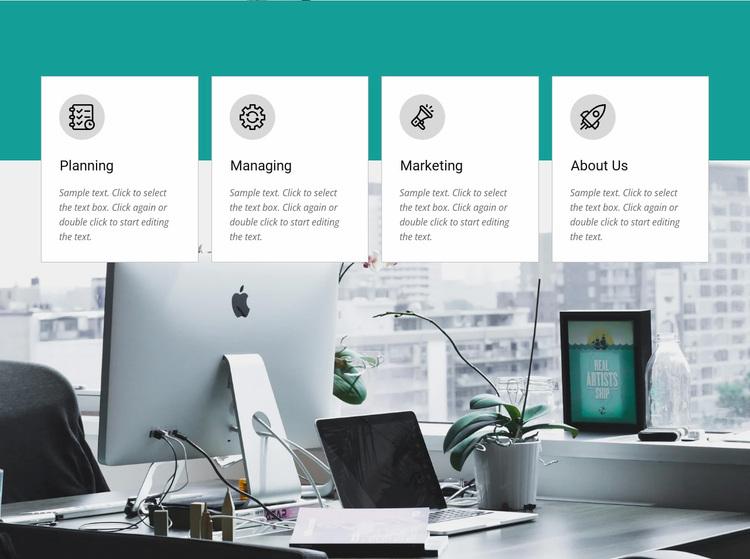 Smart financial choices Website Design