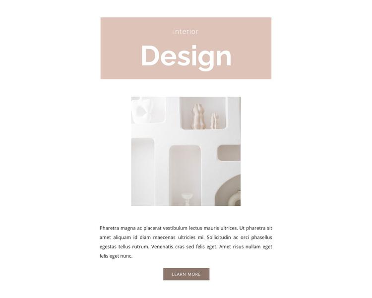 Room design Website Builder Software