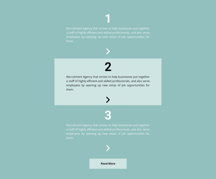 Important To Do List Web Page Design