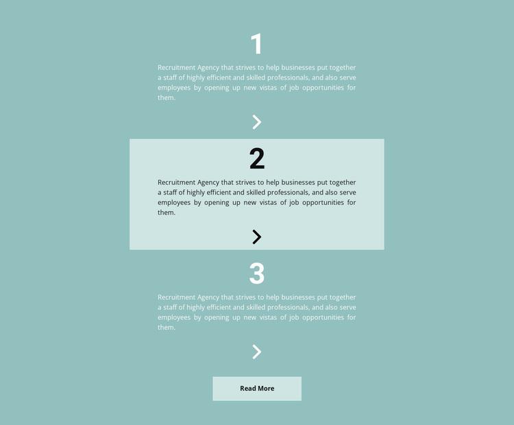 Important To Do List Website Design