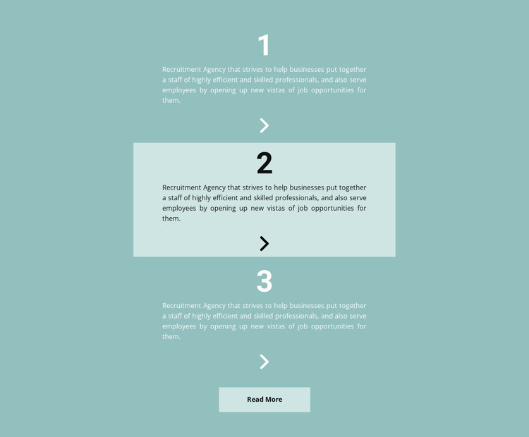 Important To Do List Website Mockup