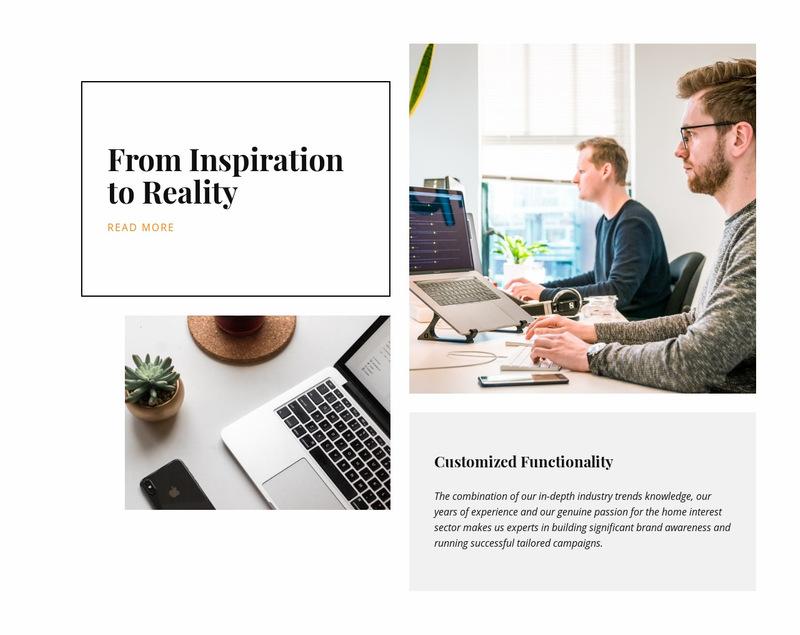We shape brands Web Page Designer