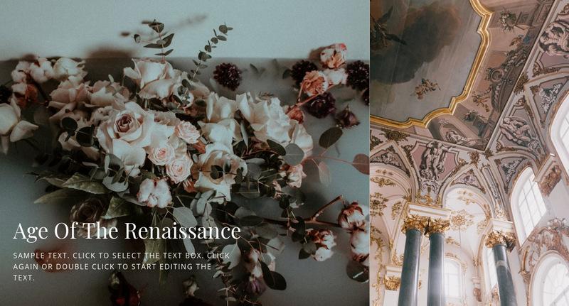 Renaissance Web Page Designer