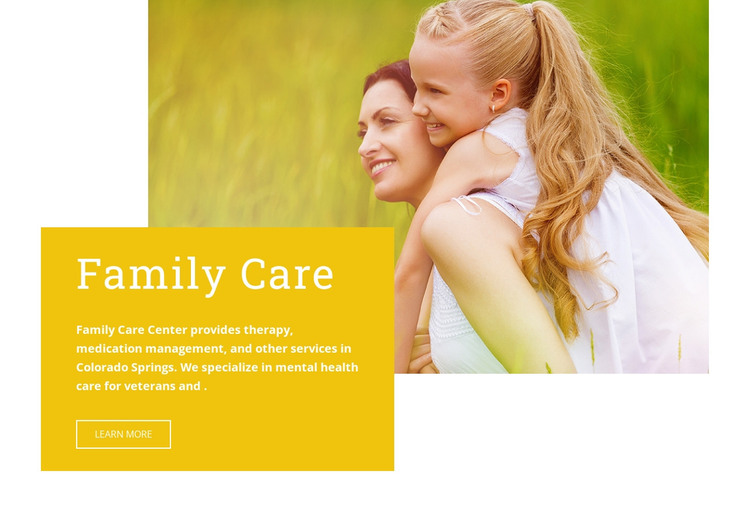 Health clinic for women WordPress Theme