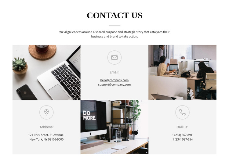 Be in the know on the latest news HTML5 Template