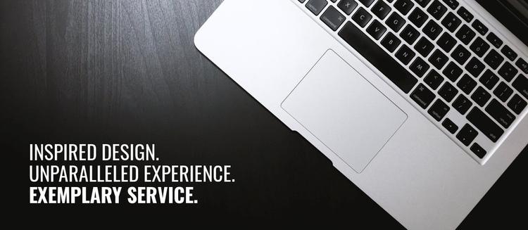 New trends in design Website Builder Software