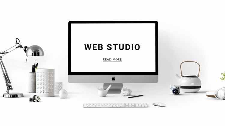 Engage your brand Html Website Builder