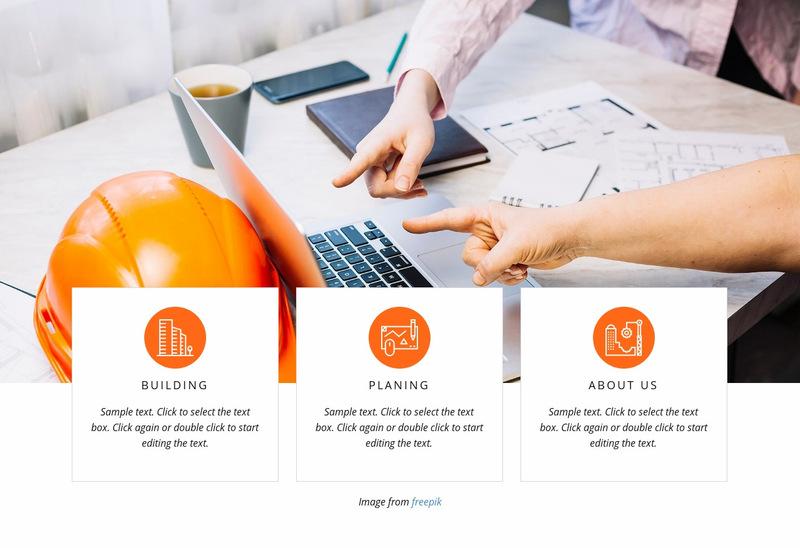 Urban agglomerations Web Page Designer