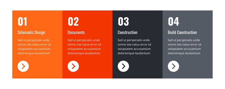 Creating value through business HTML Template
