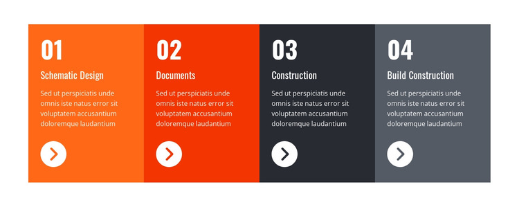 Creating value through business HTML5 Template