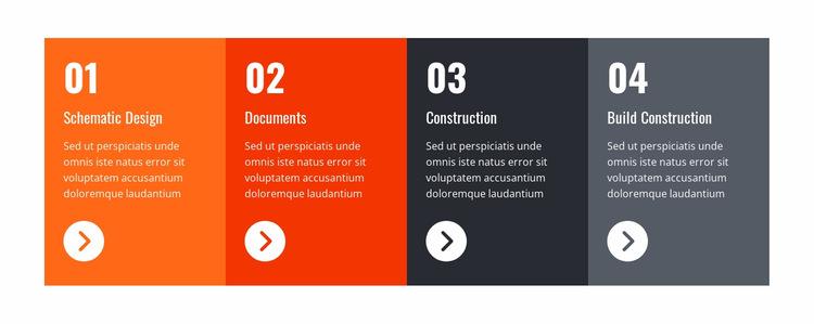 Company Services Website Builder