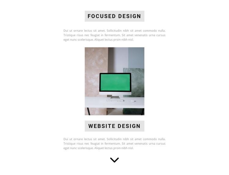 Quality design guarantee Web Page Designer