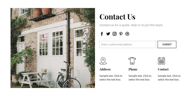 How to find agency HTML5 Template