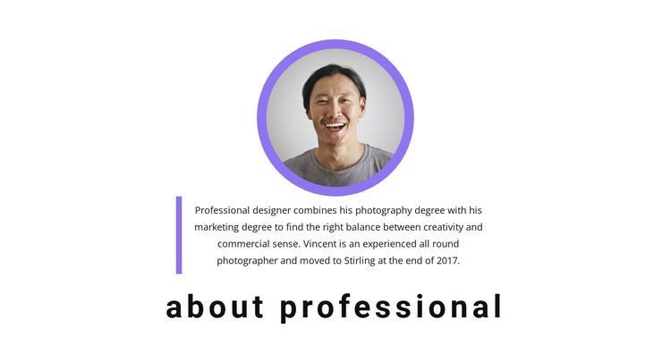 Integrated promotion Web Design