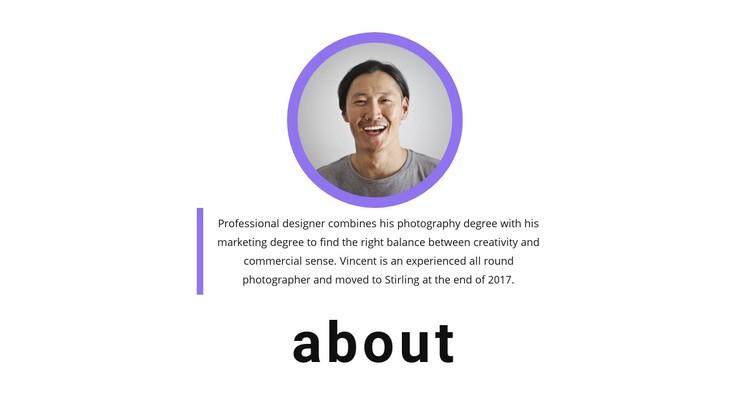 Integrated promotion Website Creator